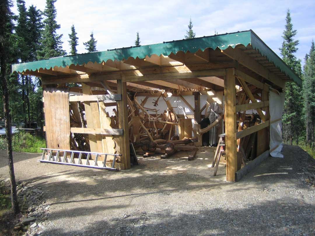 Build Small Rustic Studio Joy Design Gallery